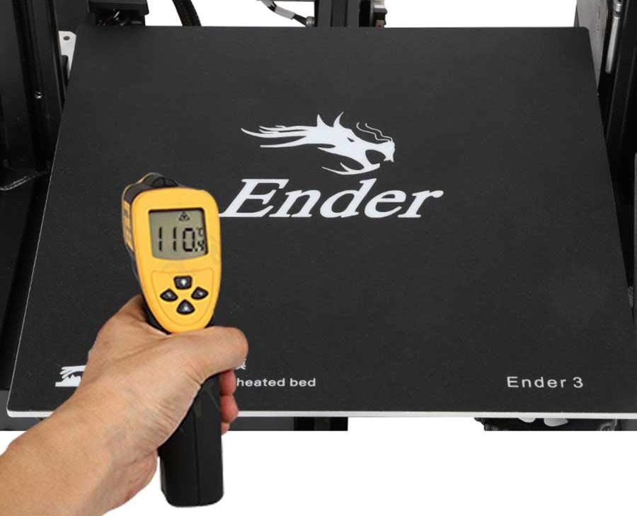3D принтер CREALITY3D Ender 3 (набор для сборки)