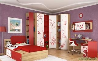 АЛФАВИТ Мебель для детской