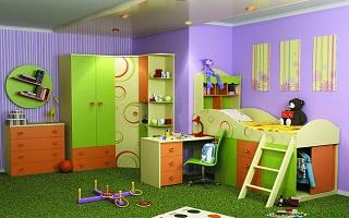 ФРУТТИС Мебель для детской