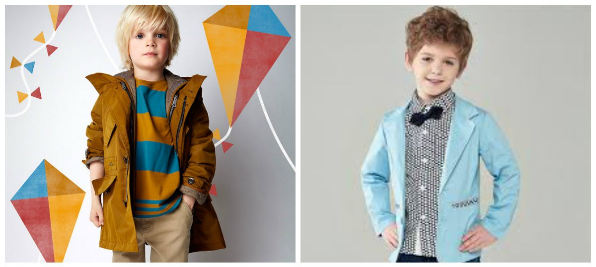 модная одежда для мальчиков 2018