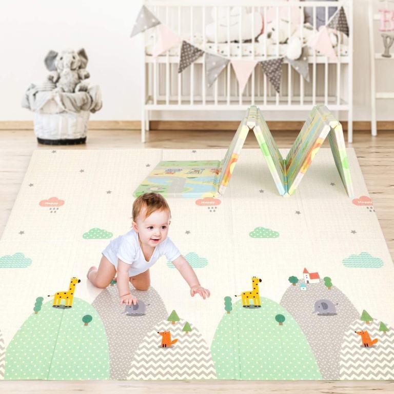Лучший коврик для детей Babutka