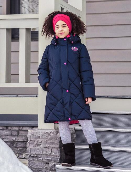 Пальто Premont купить Флоранс WP81402 Blue в интернет-магазине Premont-shop!