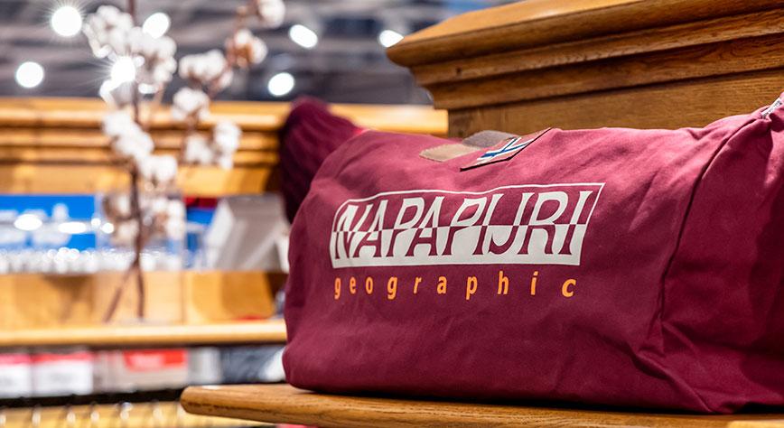 Дорожная сумка Napapijri Bering