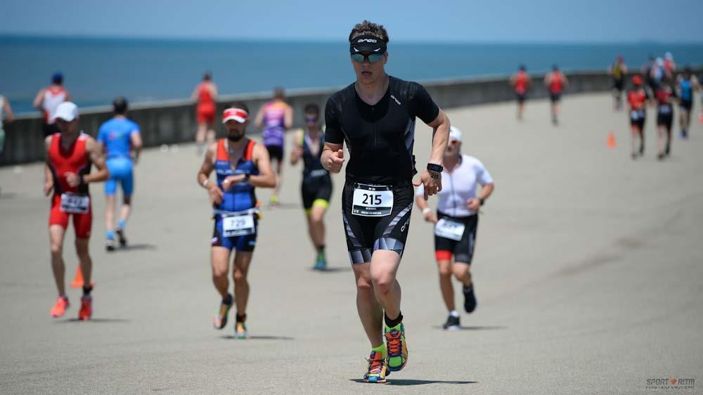 беговой этап в триатлоне