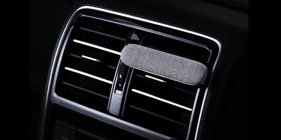 Ароматизатор воздуха в машину Xiaomi Guildford Aroma (light-gray)