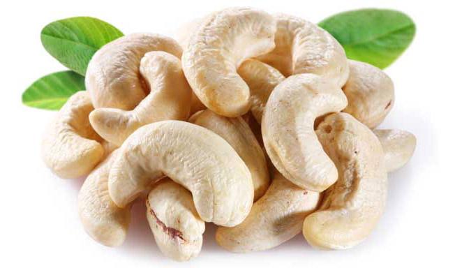 кешью обработка органические орехи