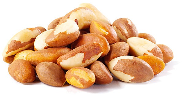 бразильский орех обработка