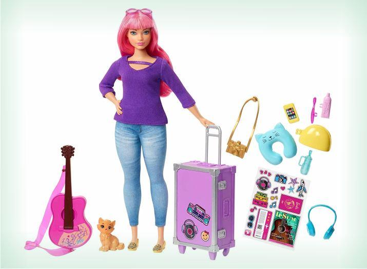 Набор с куклой Barbie Дейзи - Путешествие
