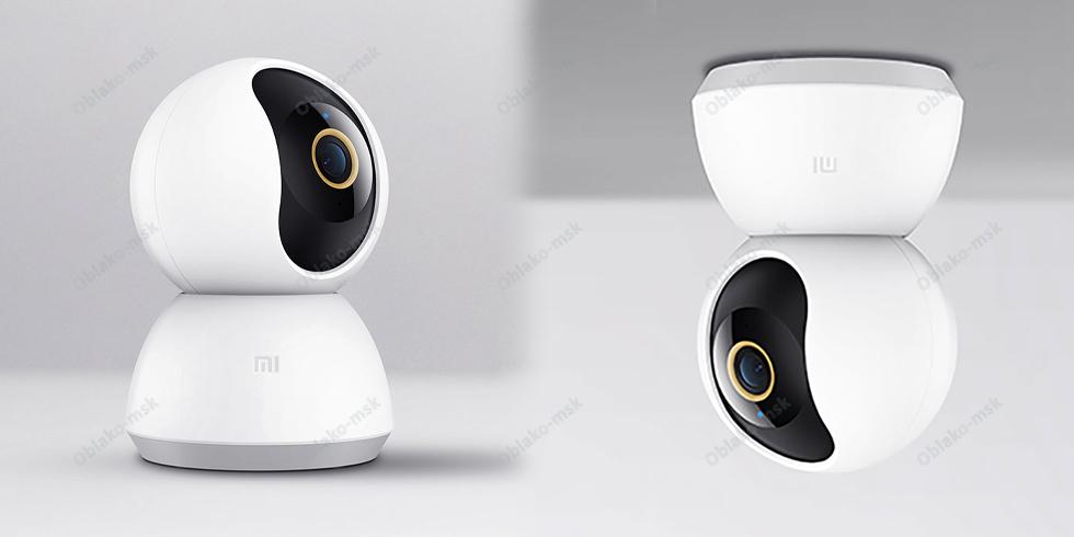 IP-камера видеонаблюдения Xiaomi Mi 360° Home Security Camera 2K RU EAC