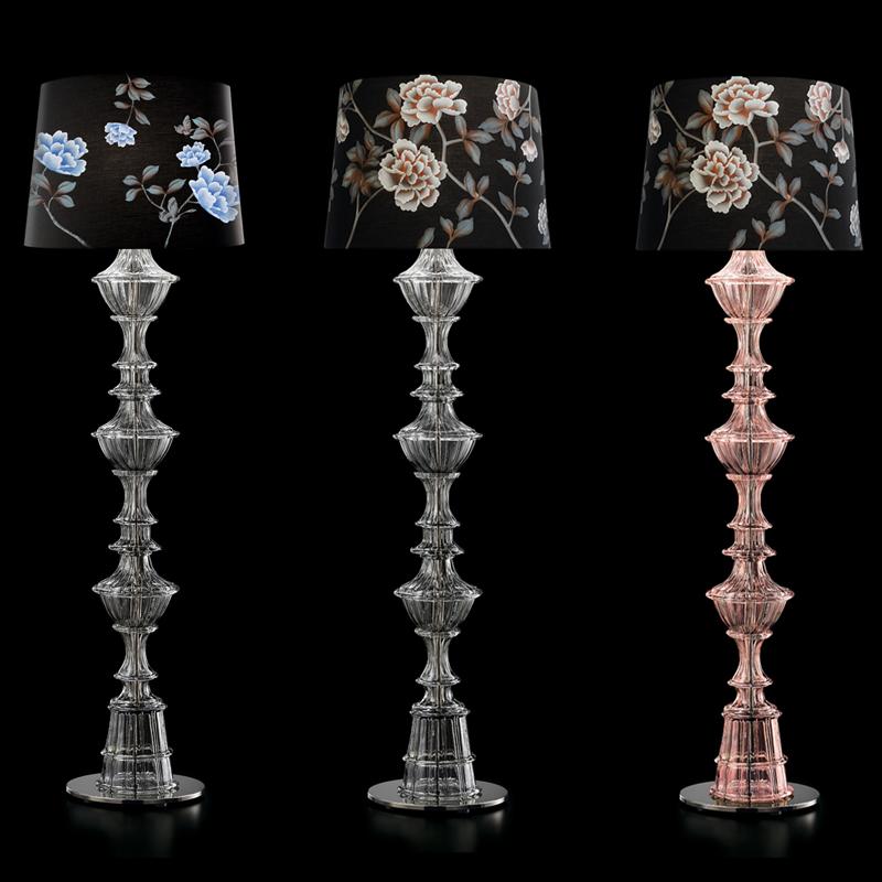 Светильники Samurai от Barovier&Toso