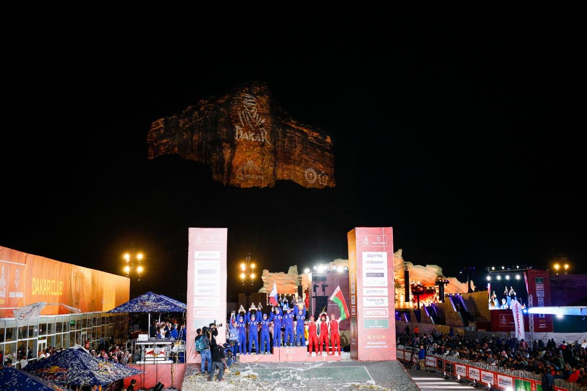 ралли-марафона «Дакар»