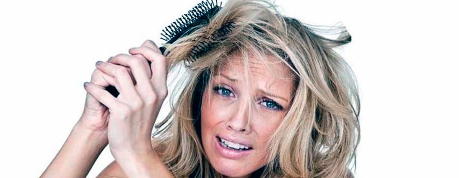 как восстановить сухие волосы после окрашивания