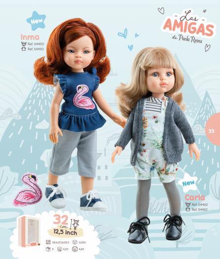 инма паола рейна 2021 новый каталог кукол паола рейна