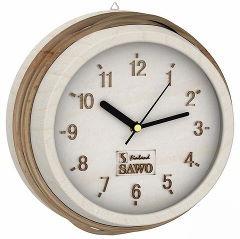 Часы вне сауны