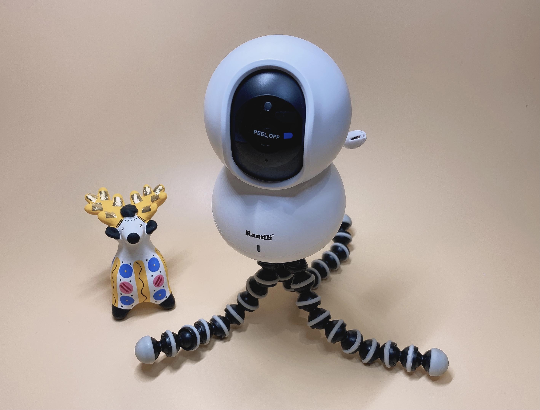 Видеоняня Ramili Baby RV500 (Рамили беби РВ 500)