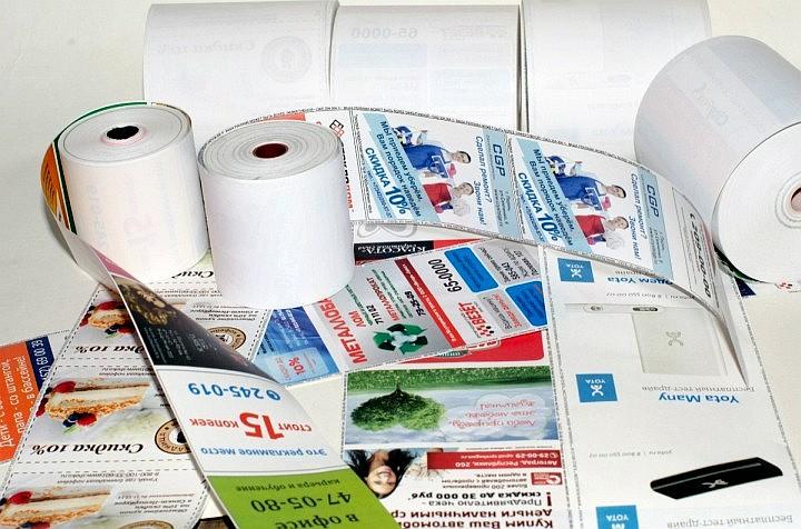 Рекламу в чеке заказывают многие компании, особенно в крупных городах
