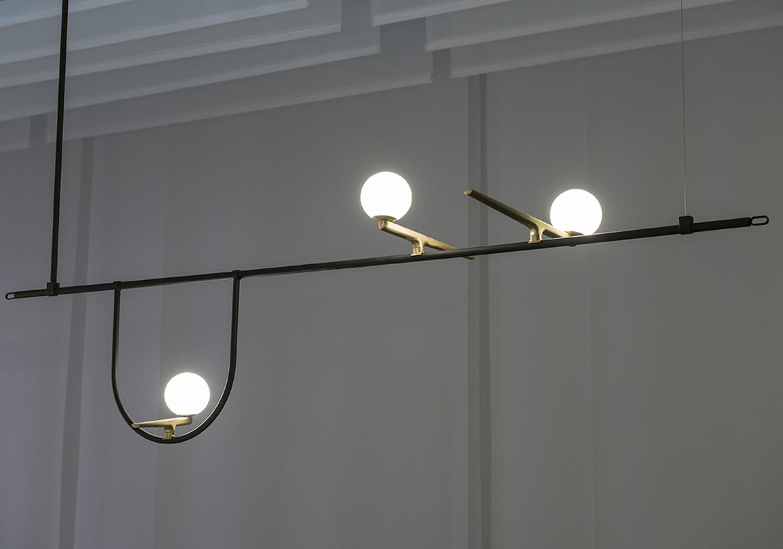 Светильники Yanzi от Artemide