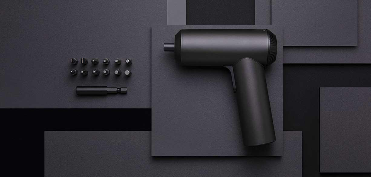 Электрическая отвертка Xiaomi Mijia Meter Home Electric Screwdriver