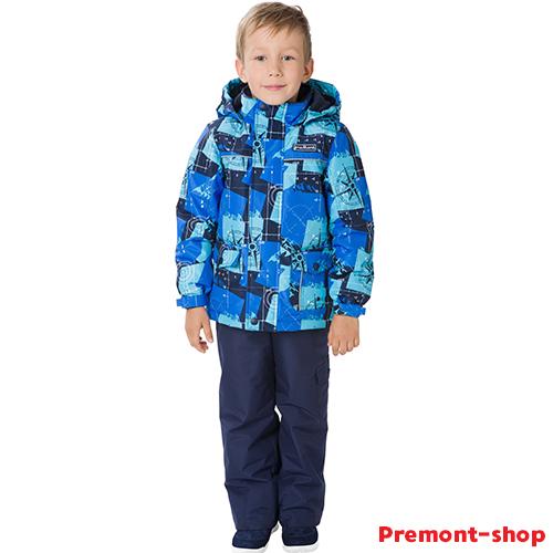 Комплект Premont Загадка моря Бофорта купить на весну и осень в интернет-магазине Premont-shop