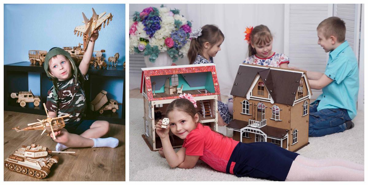 Полезные игрушки для детей компании Lemmo