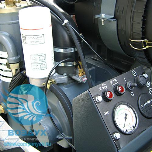 ремонт chicago pneumatic CPS 110