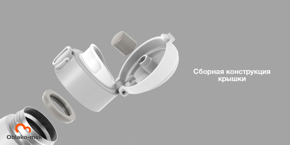 Термос Xiaomi Viomi 300mL
