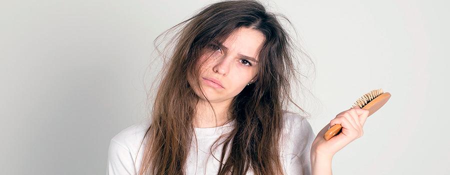 лечение для тонких секущихся волос