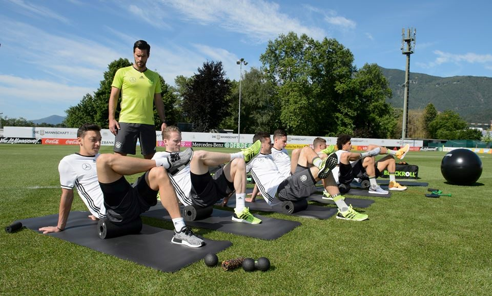 Підготовка збірної Німеччини до Євро 2016