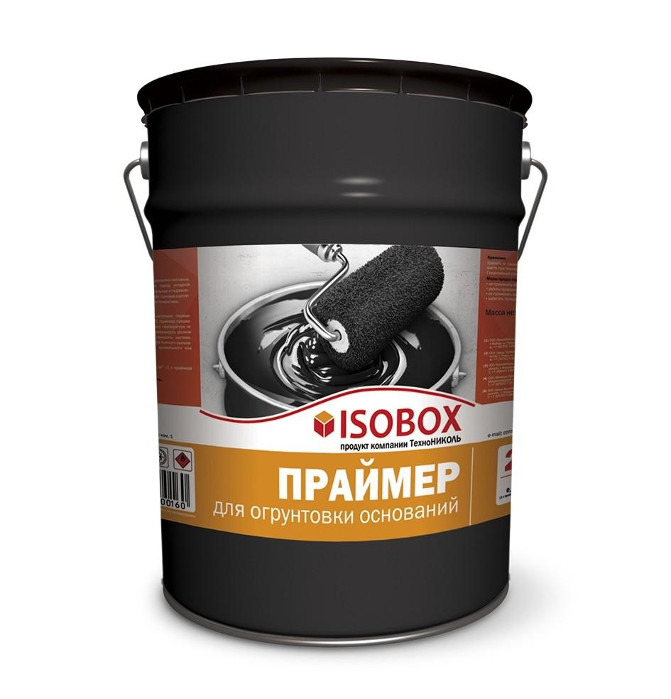 Битумный праймер isobox купить в Москве