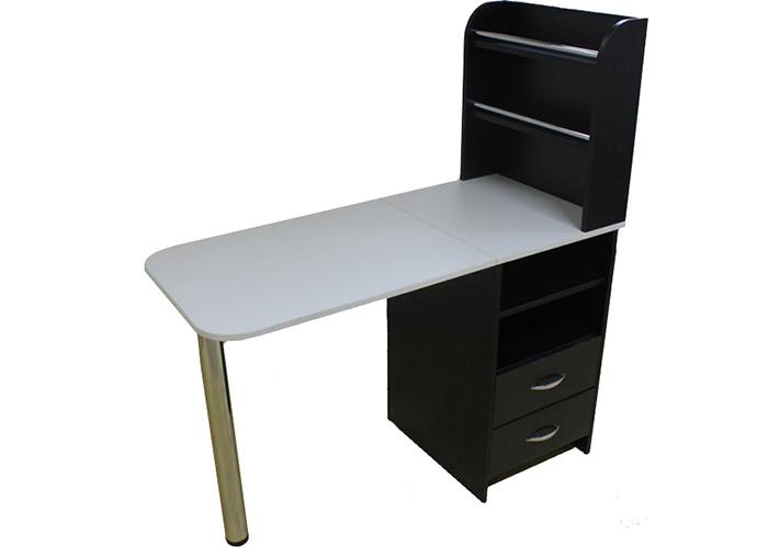 Маникюрный стол Комфорт №3 Black