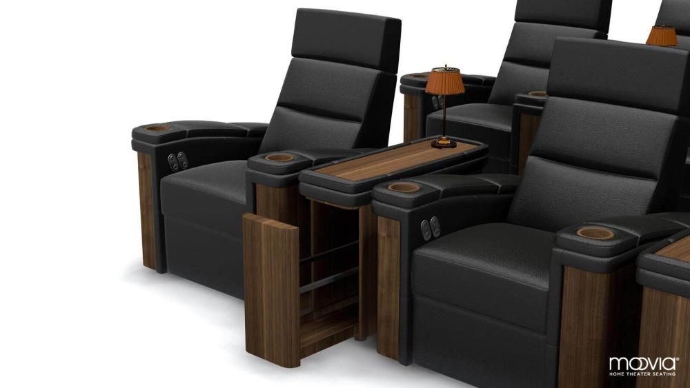Кресла для домашнего кинотеатра Moovie Stockholm