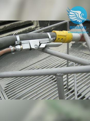 ремонт пескоструйных аппаратов