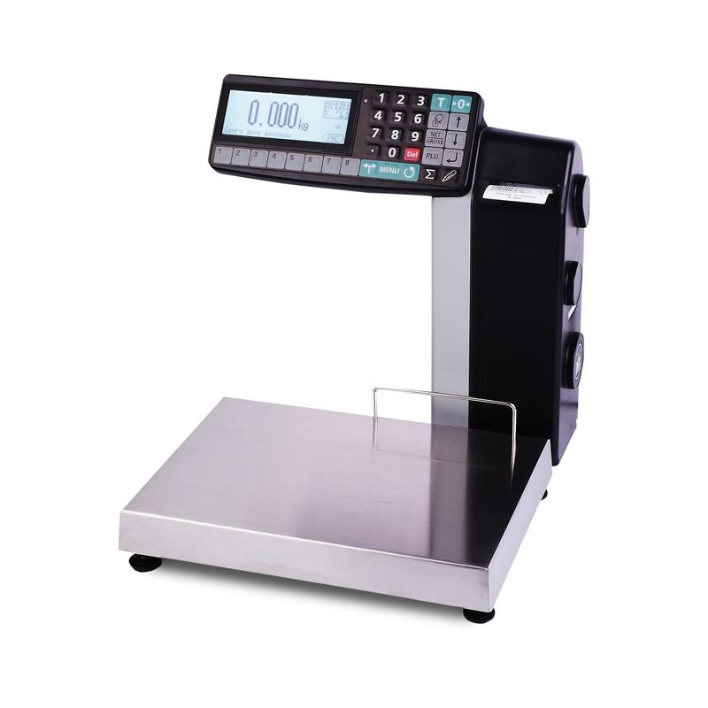 Весы с печатью этикетки МАССА МК-15.2-RL-10-1 купить волгоград