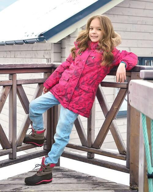 Парка Premont купить Дейзи Пинк WP81406 Pink в интернет-магазине Premont-shop!