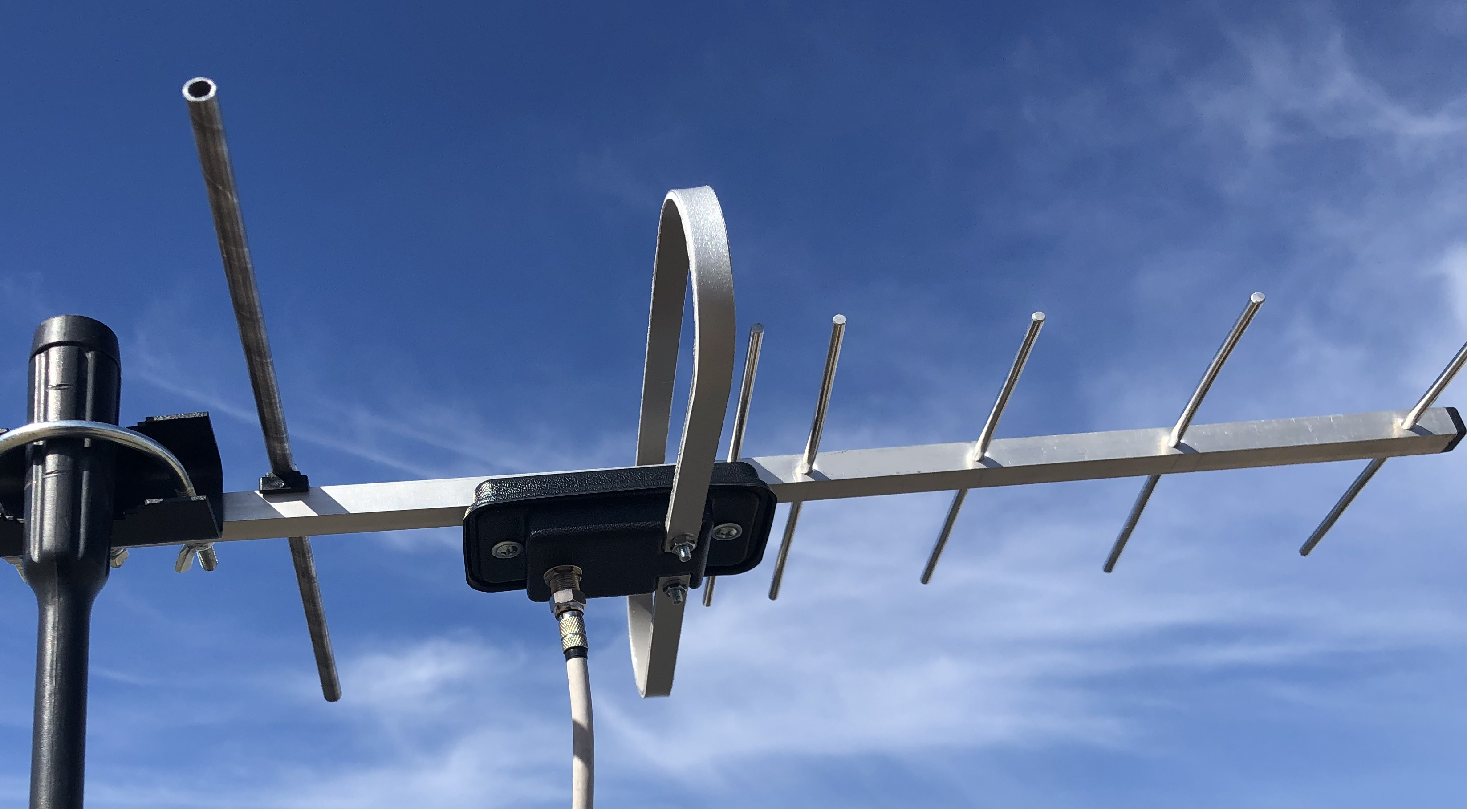 Какую ТВ антенну купить для 40 км дальности до ретранслятора?
