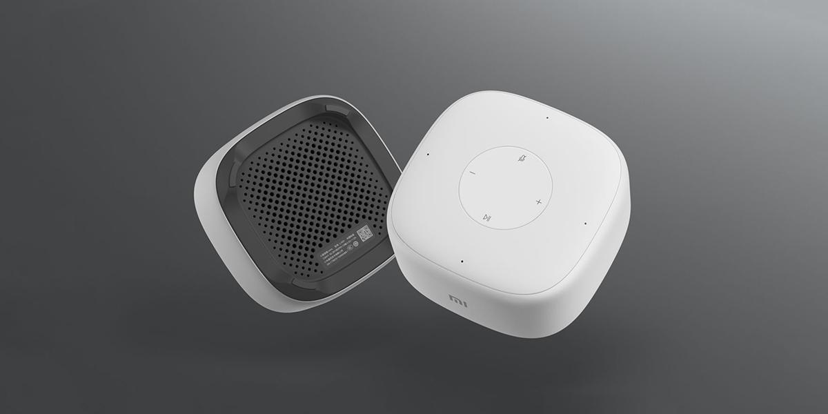 Портативная колонка - голосовой помощник Xiaomi Small love speaker mini