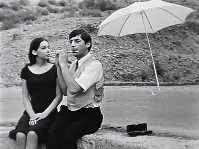 Фильм Зонтик 1966 Грузия-фильм