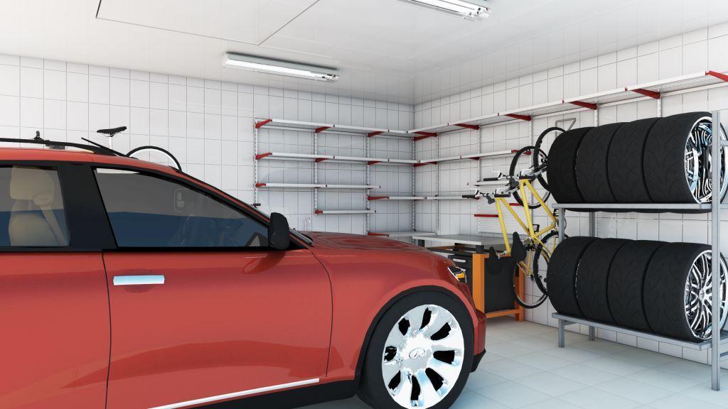 Качественные и удобные товары для обустройства гаражей и кладовок