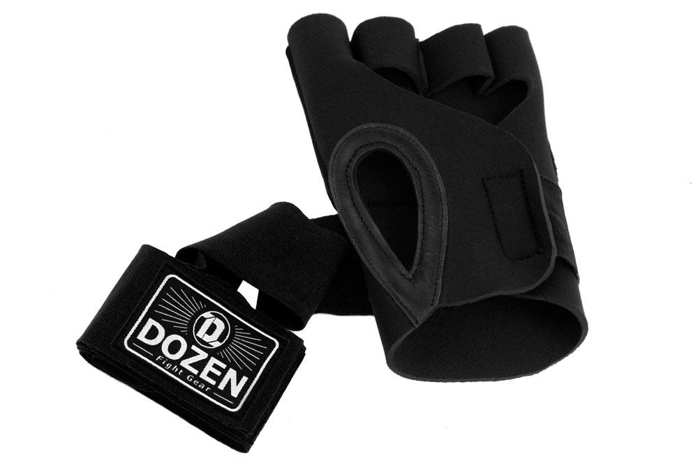 Быстрые бинты Dozen Prime Черно-черный вентиляция