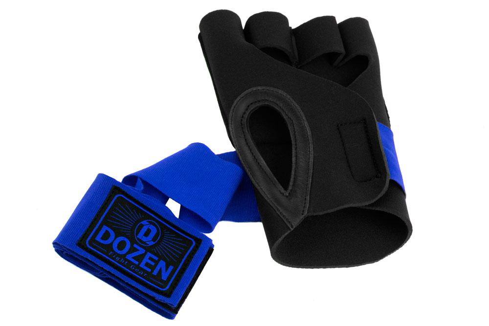 Быстрые бинты Dozen Prime Черно-синий вентиляция