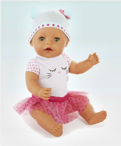 Кукла Беби Борн c зелеными глазками