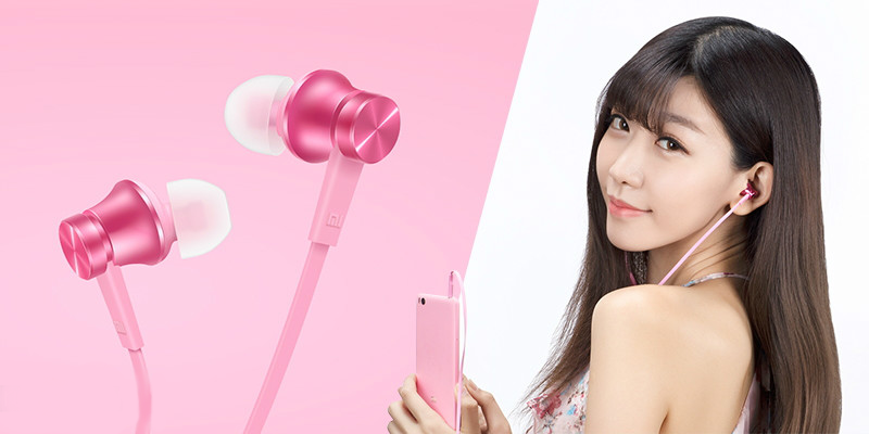 Наушники Xiaomi Piston Fresh (фиолетовый)