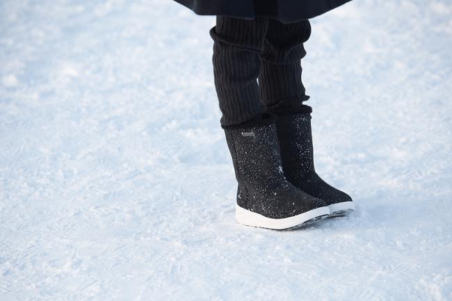 Сапоги Viking Hannah GTX Black купить в интернет-магазине Viking-boots