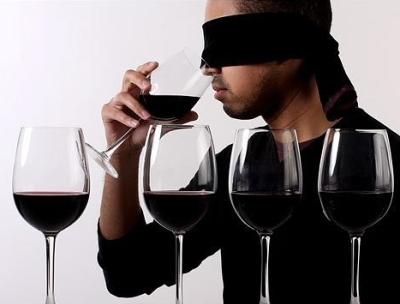 Слепая дегустация вина