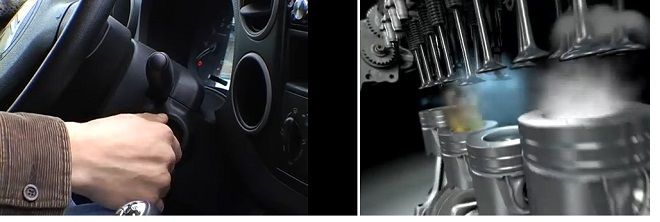 Немного о автозапуске двигателя.
