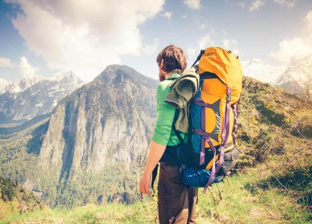 Оптимальный объем туристического рюкзака