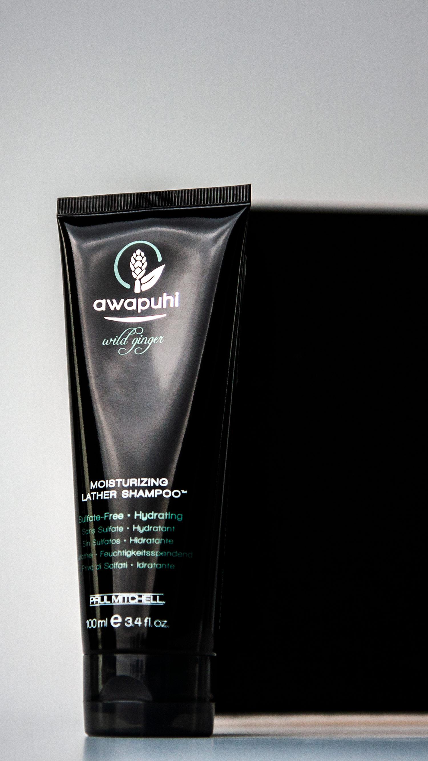 увлажняющий шампунь Awapuhi Moisturizing Lather Shampoo