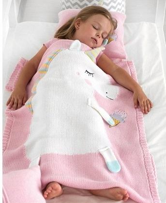 Шерстяные пледы Apero Knit Manufactory в интернет-магазине Мама Любит