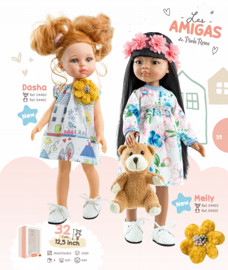 куклы паола рейна на шарнирах 2021
