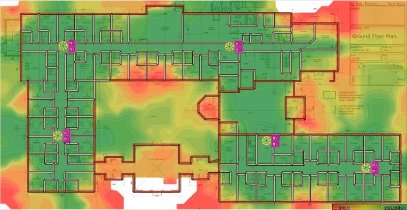 сеть Wi-Fi в гостинице